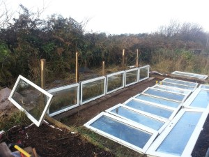 Read of the cold frame done.